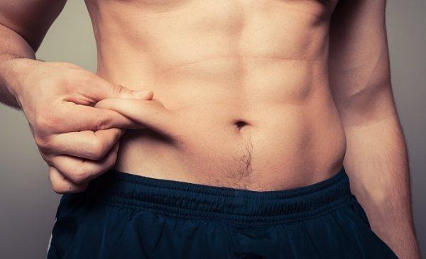 چگونه چربی دور شکم را از بین ببریم