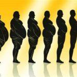 کاهش وزن در ۱۰ ماه