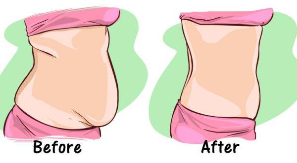 آیا خوردن آبغوره یا ترشی باعث از بین رفتن چربیهای شکم میشود؟