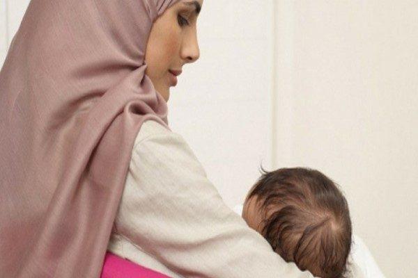 روزه داری برای مادران شیرده
