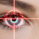 تاری دید در عمل لازک در چشم ها طبیعی است
