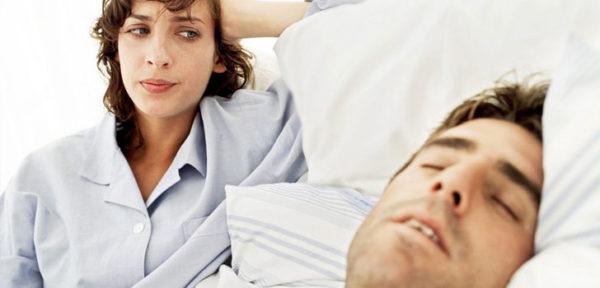 علت خروپف چیست و درمان خروپف