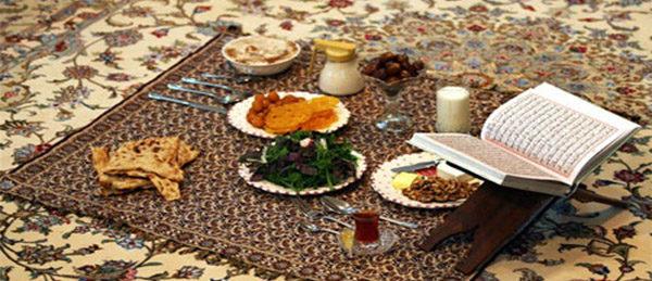 لاغری در ماه رمضان