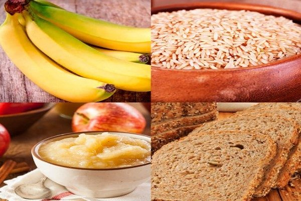 مواد غذایی برای اسهال