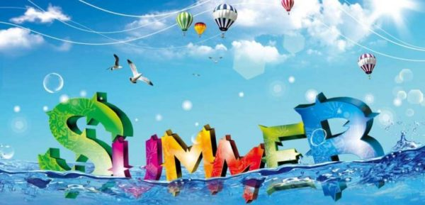 زندگی شاداب در گرمای تابستان