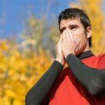 ۴ دستور برای کاهش آلرژی پاییزی