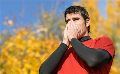 درمان آلرژی پاییزی