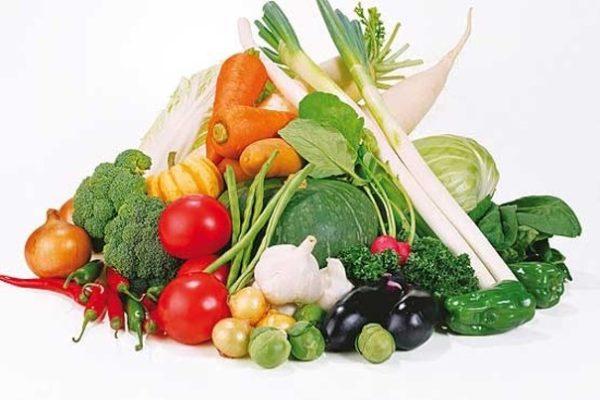 سبزیجات مفید برای مردان