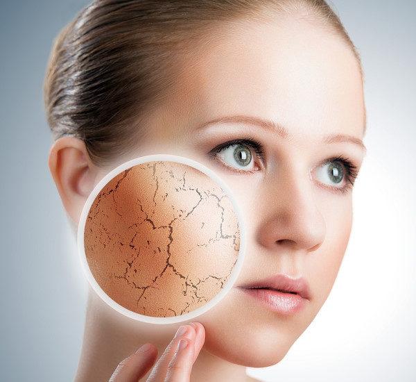 درمان خشکی پوست در فصل پاییز