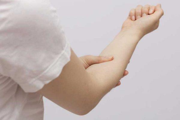 کاهش درد دست