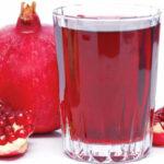 رفع غلظت خون با مصرف انار