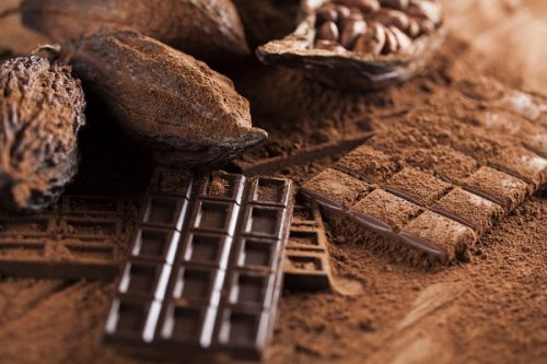 شکلات تلخ