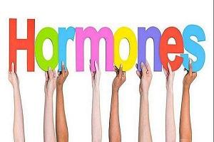 چه وقت هورمون های بدن به هم می ریزد؟