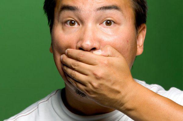 رفع بوی بد دهان در هنگام روزه داری