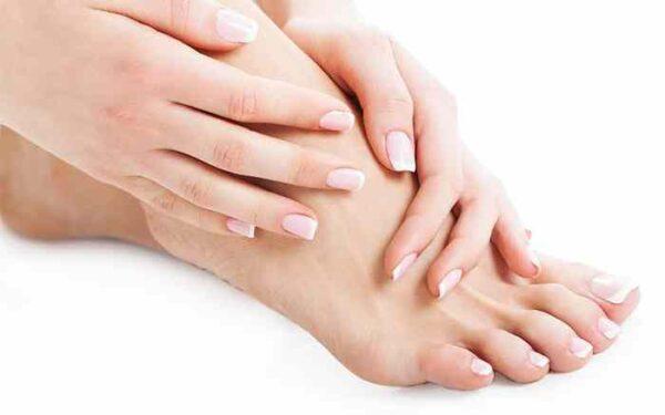 درمان بیماری ها با ماساژ کف پا