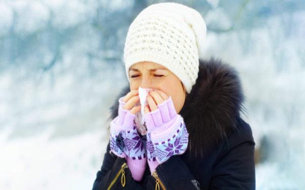 راه های جلوگیری از سرماخوردگی
