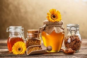 در فصل سرما عسل بخورید