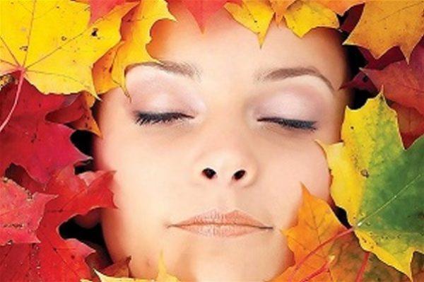 رفع خشکی پوست در پاییز