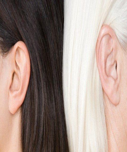 روشهای طبیعی برای رفع سفیدی مو + ۷ راهکار شادابی پوست و مو در پاییز