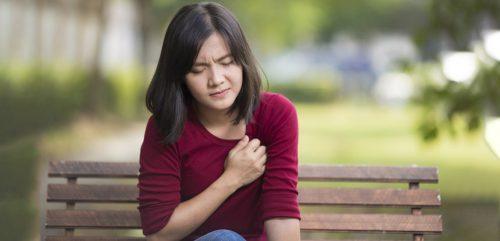 نشانه ی بیماری قلبی