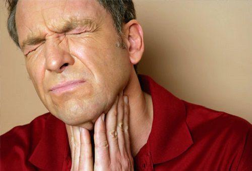 بهترین راه برای درمان گلو درد چرکی !