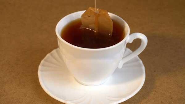 مضرات چای کیسه ای