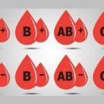 ارتباط گروه خونی با طول عمر افراد