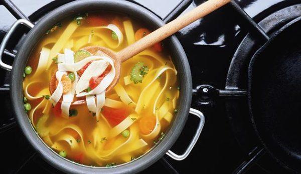 مواد غذایی برای سرماخوردگی
