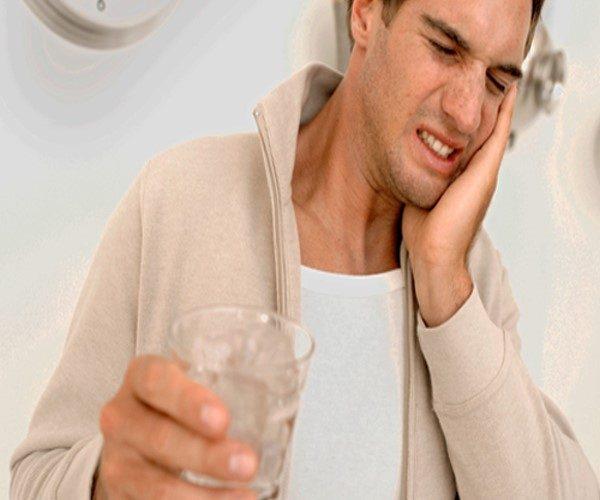 درد پس از ترمیم دندان