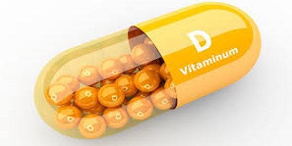 معجزه مصرف یک قرص ویتامین D در روز