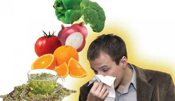 غذاهای مضر برای سرماخوردگی