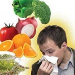 هنگام سرماخوردگی این خوراکی ها را مصرف نکنید