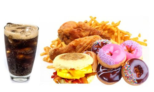 خوراکی های مضر برای کبد