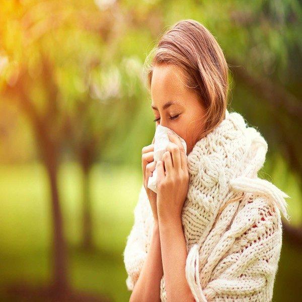 درمان آلرژی در طب سنتی
