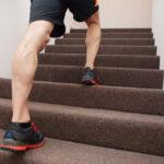 چرا نفسمان در زمان بالارفتن از پله ها میگیرد؟
