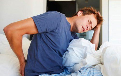 دلیل احساس درد بعد از بیدار شدن از خواب چیست؟