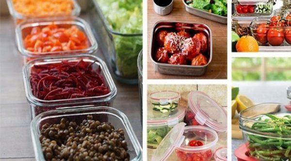 نحوه نگهداری مواد غذایی به بهترین شکل را بیاموزیم + تصاویر