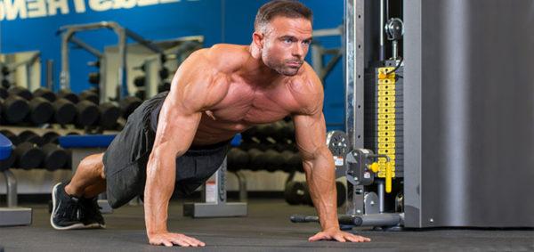 تمرین عضلات ساعت
