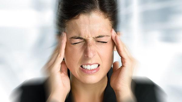 درمان سردرد استرسی