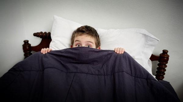 علت خواب بد دیدن