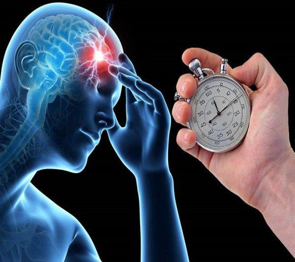 علت سکته های مغزی