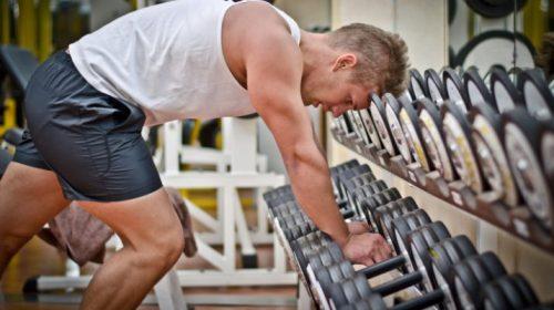ورزش نکردن