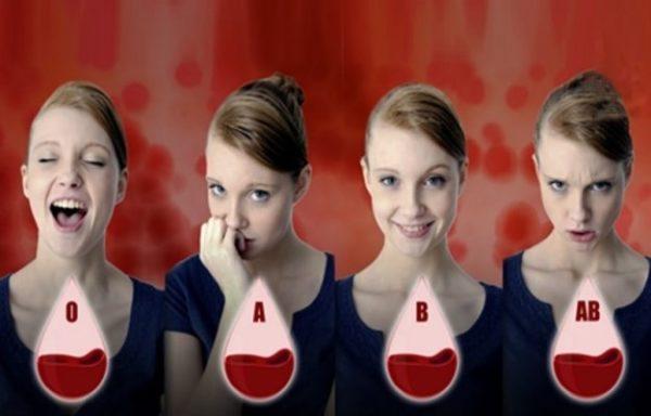 ویژگی های گروه های خونی
