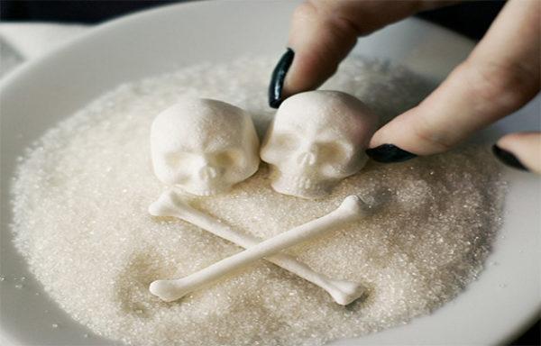 مضرات مصرف زیاد شکر