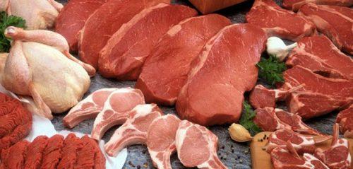 گوشت مرغ یا گوشت قرمز