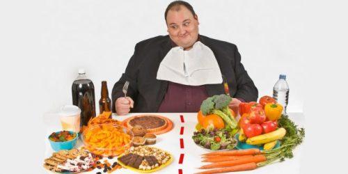 رژیم های غذایی نادرست