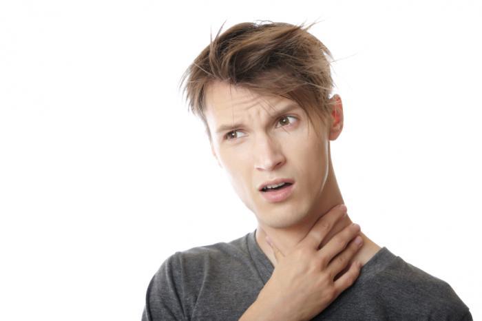 گلودردهای خطرناک را شناسایی کنید