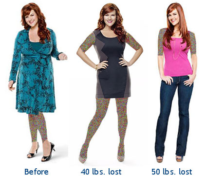 کاهش وزن پله ای