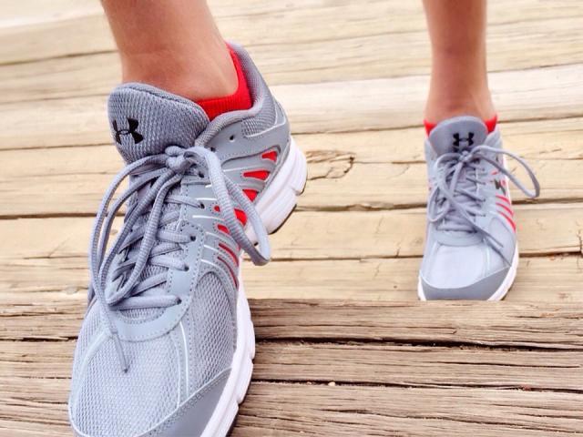 کفش مناسب پیادهروی