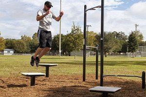 ورزش برای قوی کردن کل بدن